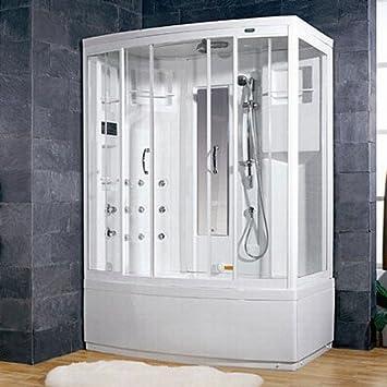 cabine de douche 2 main