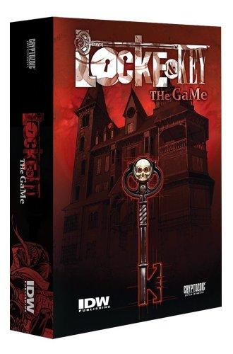 Horror Key (Locke and Key: The Game)