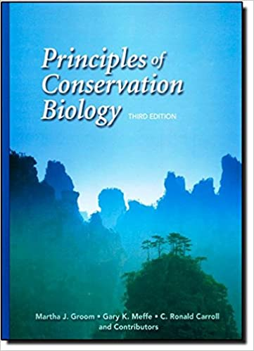 }TOP} Principles Of Conservation Biology, Third Edition. caudal health Nevada Anzeigen cables