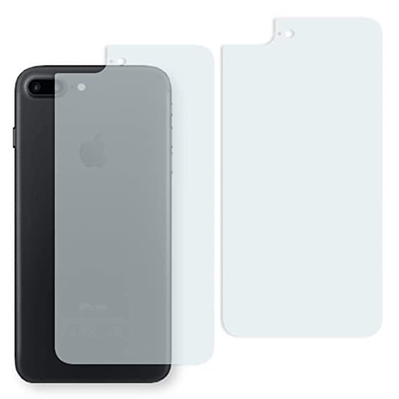 on sale b3655 10d1c Amazon.com: 2X Golebo Anti-Glare Screen Protector for Apple iPhone 8 ...