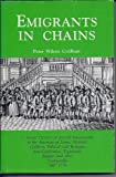 Emigrants in Chains, Peter Wilson Coldham, 0806313293