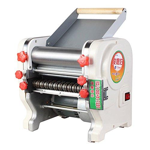 TOPCHANCES 750W Home Stainless Electric Automatic Pasta Machine Noodle Pasta Maker Chopped Noodles Maker Machine Pressing Machine 220V (FKM240)
