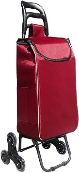 CLQya Persona de edad carros de compras, Escalada cesta de la ...