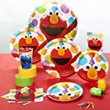 Sesame Street Elmo Party Standard Pack for 8