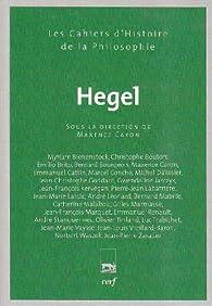 Hegel par Maxence Caron