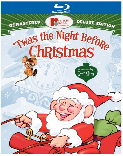 Widescreen Cooler ('Twas the Night Before Christmas (Deluxe Edition) [Blu-ray])