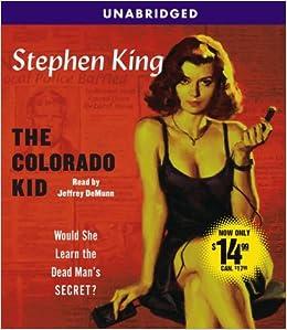 The Colorado Kid Ebook