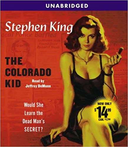 Stephen King - The Colorado Kid Audiobook Free Online