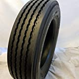 (1-TIRE) 235/75R17.5 ROAD CREW HANKONG 18 PLY 143/141/J STEER ALL POSITIONS Premium Heavy Duty TRUCK 23575175