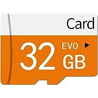 Festnight Tarjeta de Memoria TF Tarjeta Micro SD Tarjeta TF Gran Capacidad Class10 Flash Rápido de la Velocidad con Adaptador de Tarjeta de TF Almacenamiento de Datos 8GB / 16GB / 32GB / 64GB
