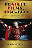 img - for Feature Films, 1950-1959: A United States Filmography book / textbook / text book
