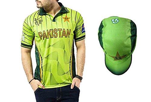 CA Cricket World Cup 2015 Jersey + Cap (Medium)