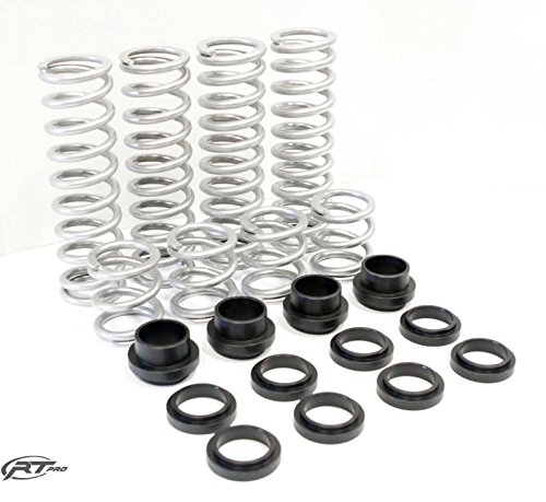 RZR S 900/1000 (60'') Dual Rate Springs Kit by RT Pro