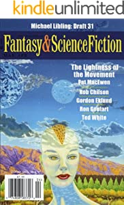 The Magazine of Fantasy & Science Fiction March/April 2014 (The Magazine of Fantasy & Science Fiction Book 126)
