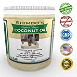 Shimbo's Organic Coconut Oil-High in MCT Oil-Great For Bulletproof Coffee
