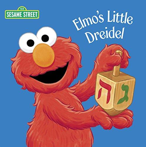 Elmo's Little Dreidel (Sesame - Chanukah Book
