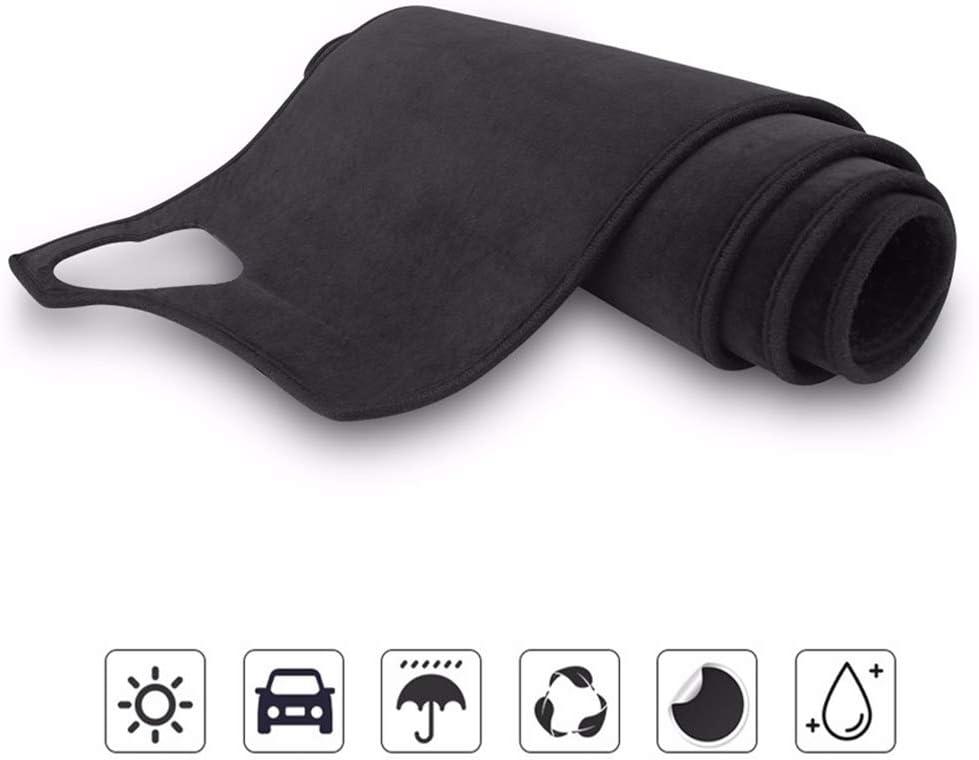 N2Qnice Car Auto Dashboard Cover for Lexus LS430 2002 2003 2004 2005 Left Hand Drive Dashmat Pad Carpet Dash Mat