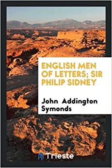 Book English Men of Letters; Sir Philip Sidney