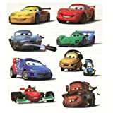 Disney Cars 2 Tattoo Sheets(4/pkg)