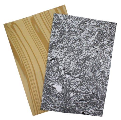Wonderfoam Sheets - Chenille Kraft WonderFoam 10-Sheets - Wood & Marble