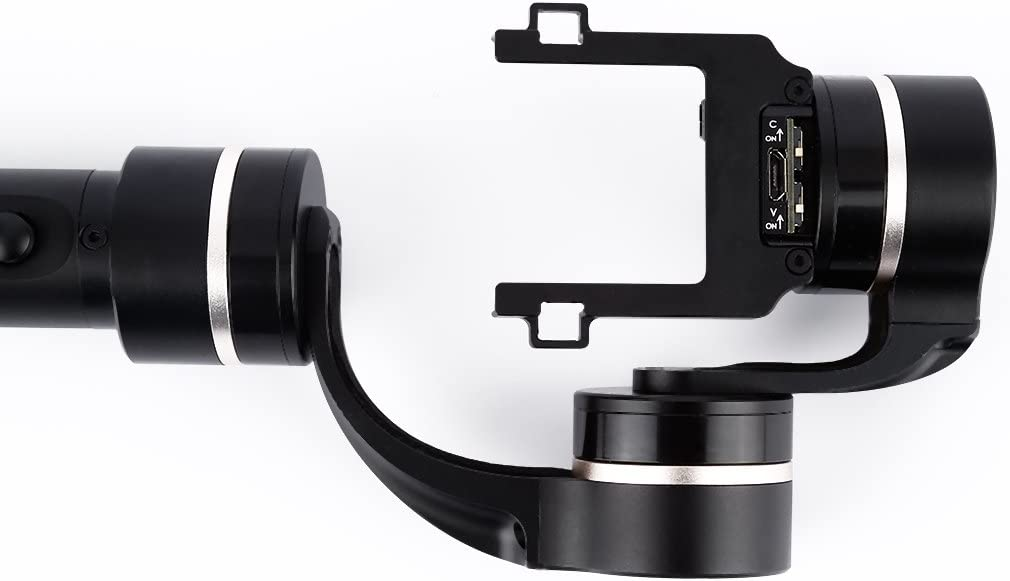 Feiyu Tech FY-WG-Mini 2-Axis Wearable Gimbal for The GoPro Hero3 3 Black and 4