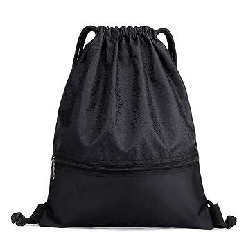 Amazon.com: KSR Mochila impermeable con cordón, bolsa de ...