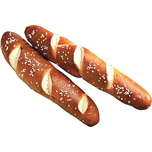 J and J Snack Special Print Bavarian Pretzel Stick, 2.4 Ounce -- 72 per case. by J and J Snack Foods (Image #2)