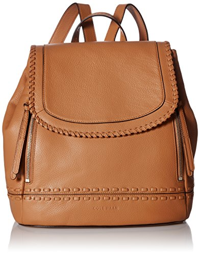 Cole Haan Designer Handbags - Cole Haan Women's Brynn Backpack, Pecan