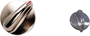GE WB03K10302 Thermal Knob for Range & WB03K10303 Range/Stove/Oven Control Knob