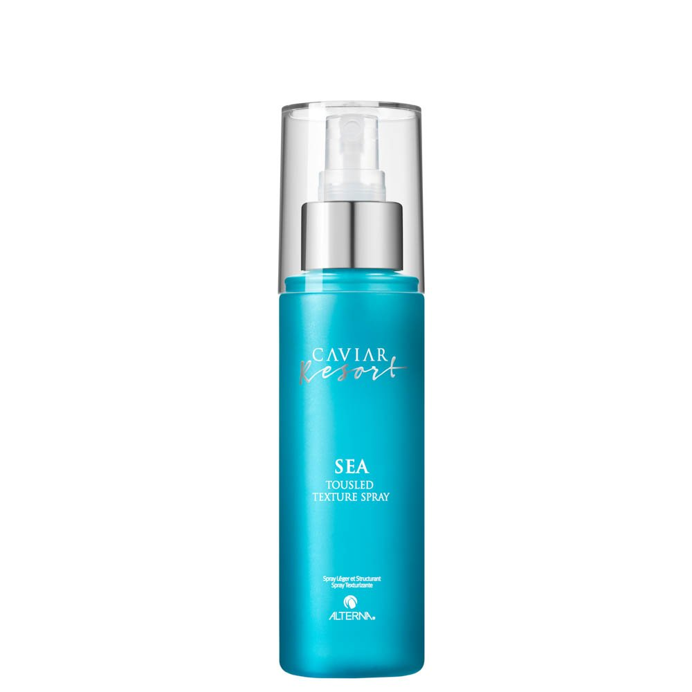 Caviar Resort SEA Tousled Texture Spray 118 ml Idratazione Protezione Colore Alterna