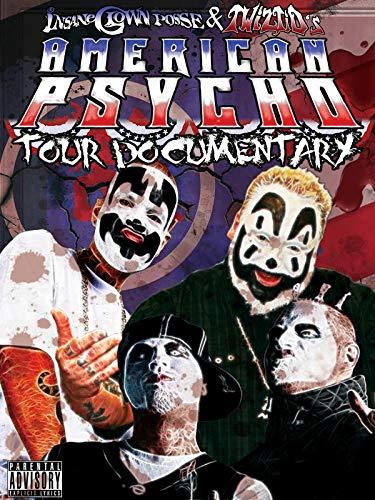 ICP: American Psycho Tour - Stand Bazooka