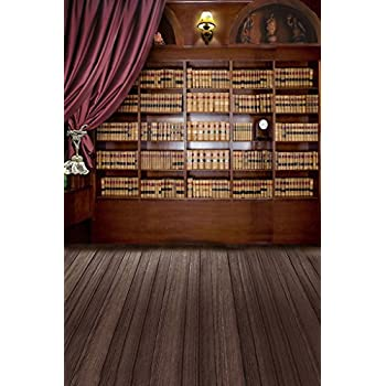 office backdrops. 5x7ft Study Books Photograghy Backdrops Photo Props Studio Background Office C