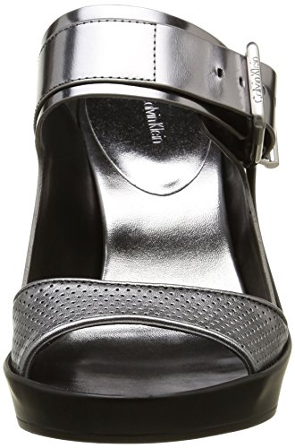 Calvin Klein Nuala - Sandalias de vestir Mujer Negro