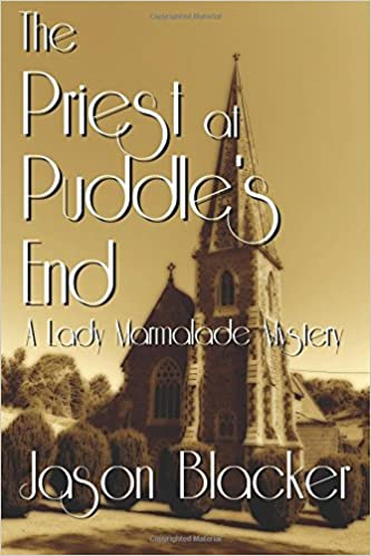 Amazon com: The Priest at Puddle's End (A Lady Marmalade Mystery