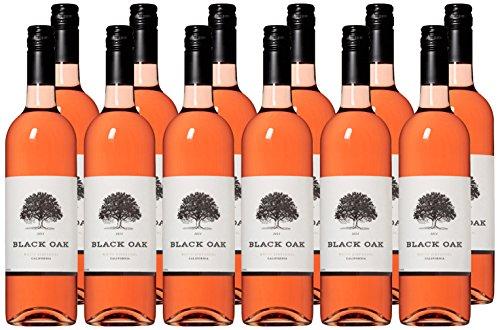 Black Oak Big Time Blush Wine Case Pack, 12 x 750ml
