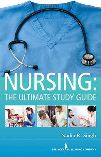 NURSING: The Ultimate Study Guide Pdf