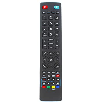 "0a28145b6 Remote Control for Technika 40F22B-FHD/DVD 40"" HD LED TV - With"