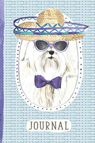 Journal-For-People-Who-Love-Maltese-6×9-Lined
