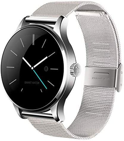 Kuangbin Smart Watch,K88H Smart Watch Fitness Tracker Smart Watches for Women Men 2Straps with Heart Rate Monitor Bluetooth Activity Tracker Compatible with Android iOS