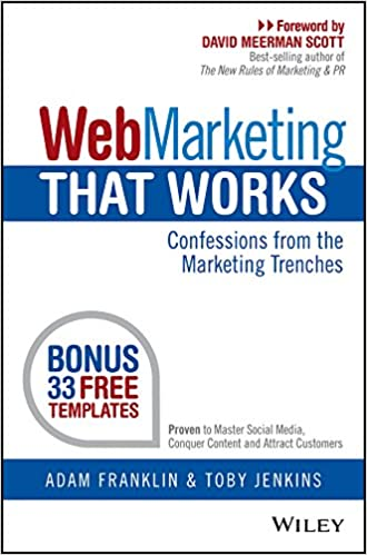 Buy Web Marketing That Works by Adam Franklin and Toby Jenkins on Amazon