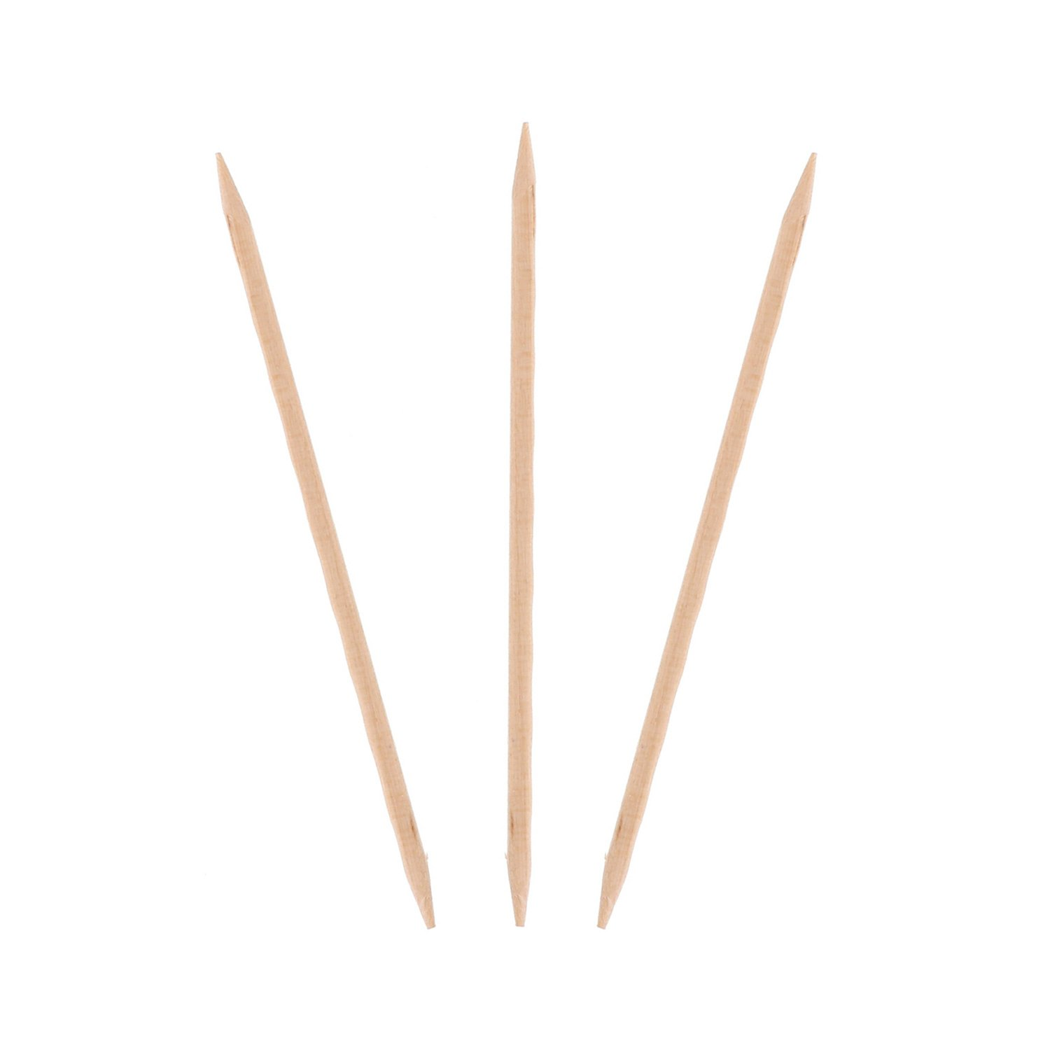 Royal R820SQ Square Wood Toothpicks, 2 3/4'', Natural, 800 Per Box (Case of 24 Boxes) by Royal