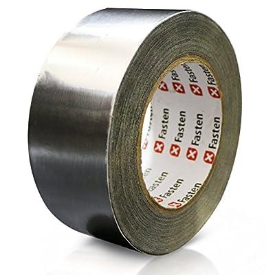 XFasten Professional Aluminum Foil Tape, 3.6 mil