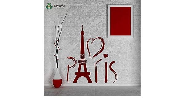 ganlanshu Torre de París Caliente Francia Amor Romance Viaje ...