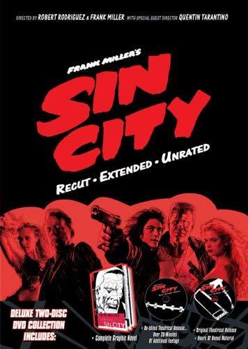 Sin City [Reino Unido] [DVD]: Amazon.es: Sin City: Cine y Series TV