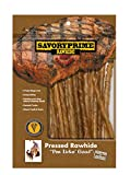 Savory Prime 20-Pack Twist Sticks, 5-Inch, Natural Review