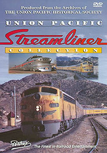 Union Pacific Streamliner Collection [DVD]