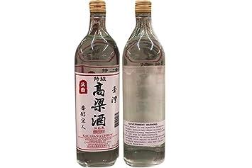 ed933c380678 Amazon.com   Taiwan Premium Kao Liang Chiew Cooking Wine Sorghum ...