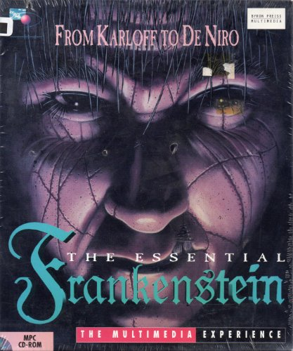 The Essential Frankenstein (PC-CD) The Multimedia Experience from Karloff to De Niro