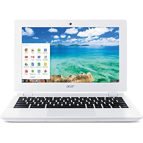 Acer 11.6' Chromebook Intel Celeron Dual-Core 2.16 GHz,2 GB RAM 16 GB Chrome OS (Renewed) ()