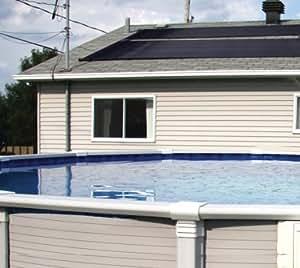 2 -2` x 20` Solar Pool Panel System
